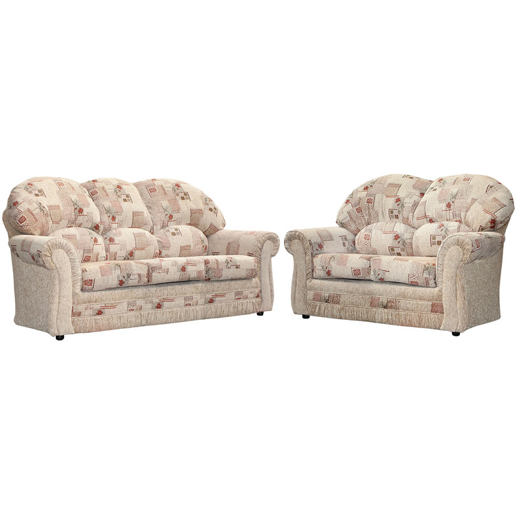Roma Package Deal 3 Seater And 2 Seater