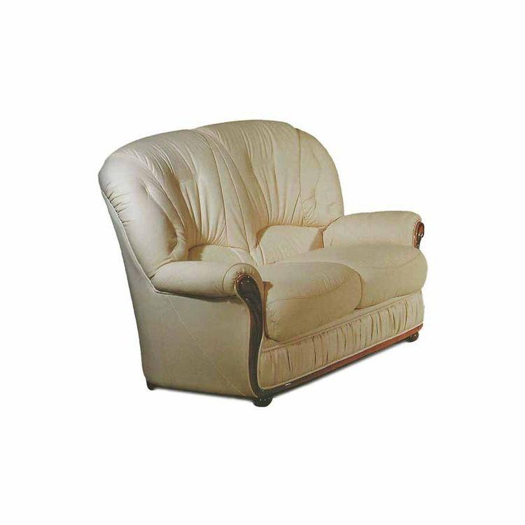 Deborah Sofa 2 Seater Italian Leather