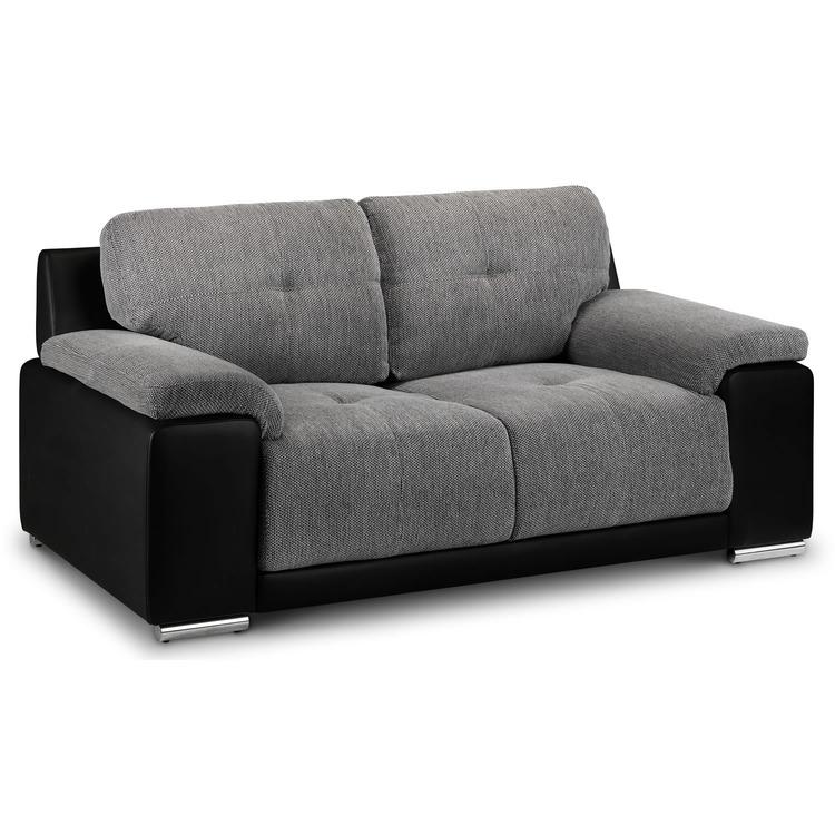 Denver Fabric 2 Seater Sofa