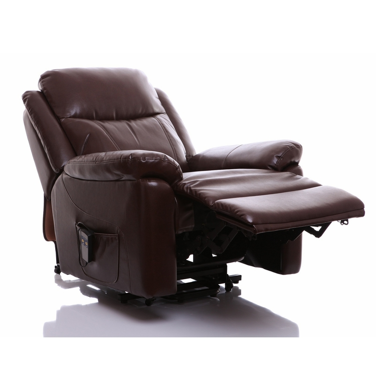 Suite World Leather Lift And Rise Chair