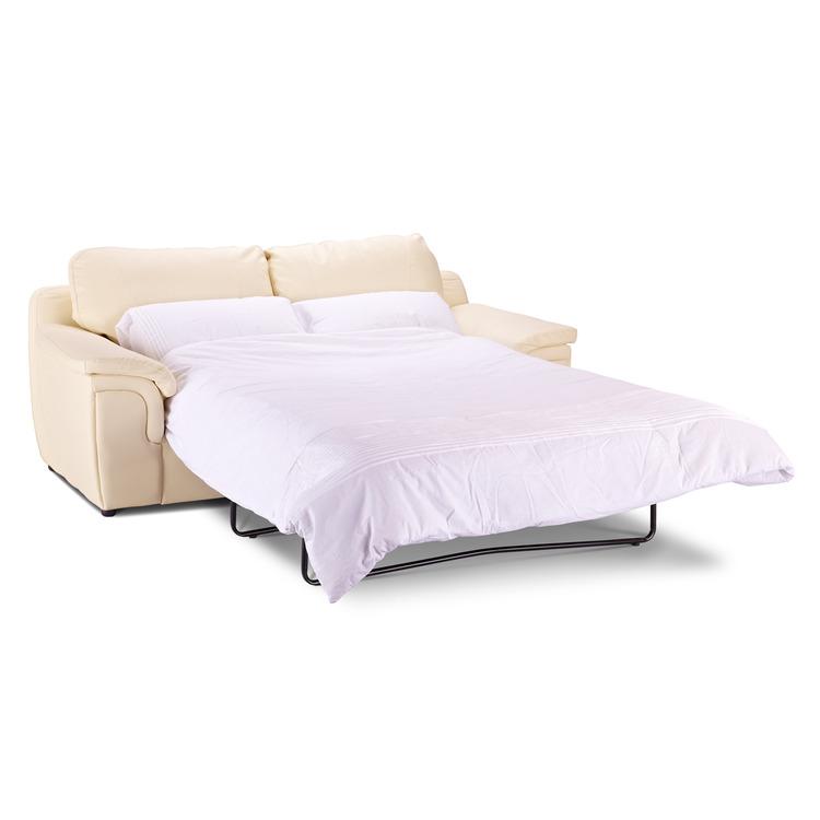 Adele Leather Sofa Bed