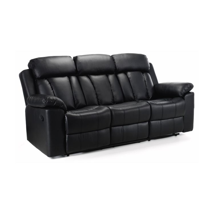 Astonishing Boston 3 Seater Leather Recliner Gmtry Best Dining Table And Chair Ideas Images Gmtryco