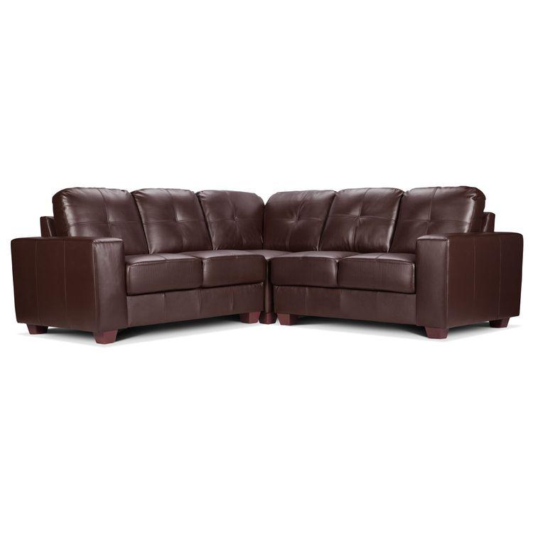 Leather Sofa Suites Uk: Aaron Leather Corner Sofa