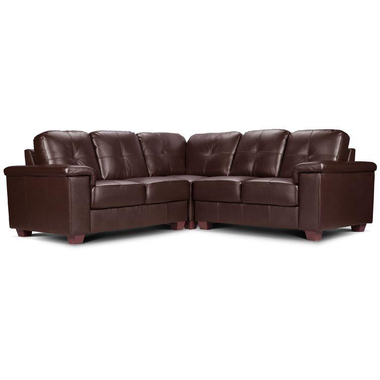 Leather Sofa Suites Uk: Navona Leather Corner Sofa