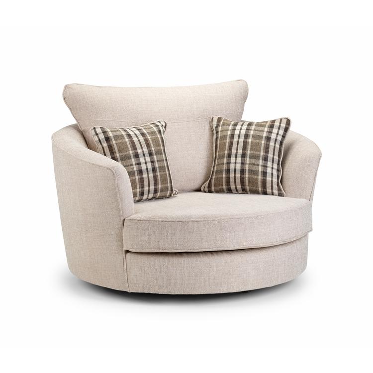 Gemma Twister Chair Fabric
