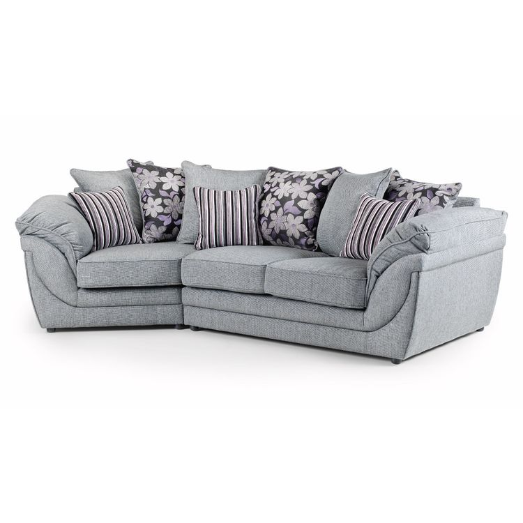 check out a51cb 4505f Curve Angled Corner sofa