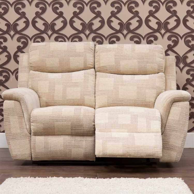 Carson Fabric Recliner Sofa