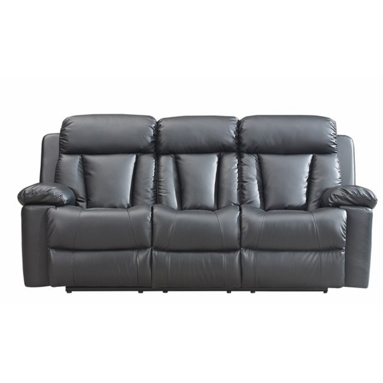 Astounding Boston Fabric Recliner 3 Seater Sofa Gmtry Best Dining Table And Chair Ideas Images Gmtryco