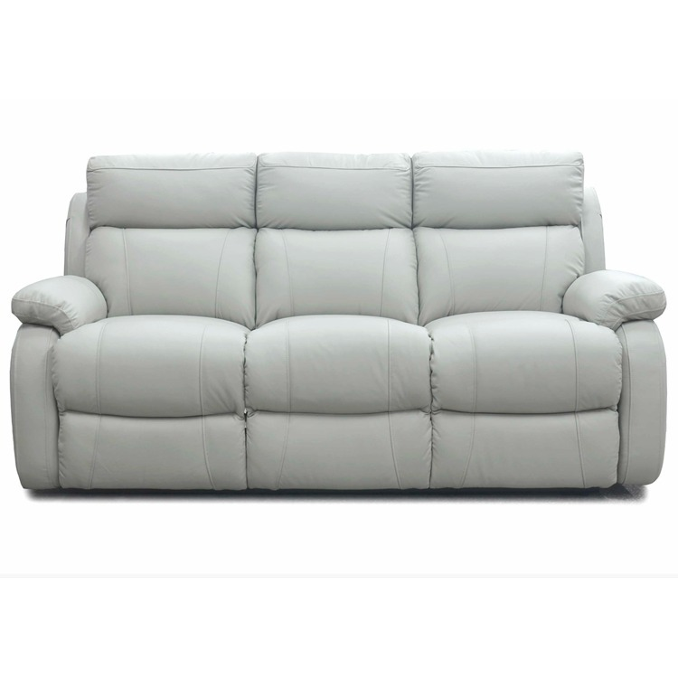 Pearl Leather Sofa Range 3 Seater