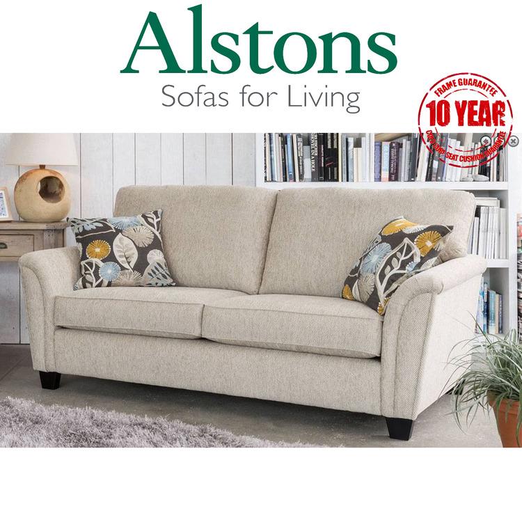 Alstons Barcelona 3 Seater Sofa