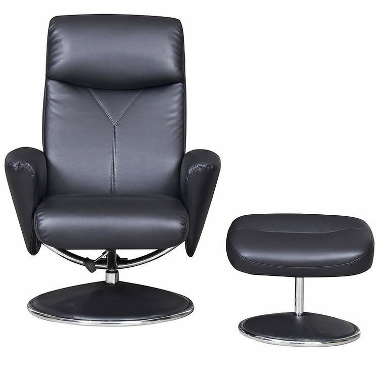 Bergen Swivel Reclining Chair
