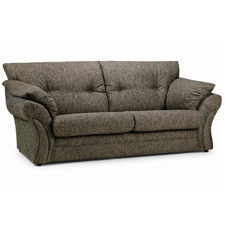 Zinc 3 Seater Fabric Sofa Range
