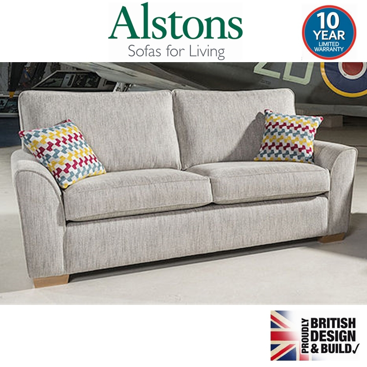 Alstons Spitfire Fabric 3 Seater