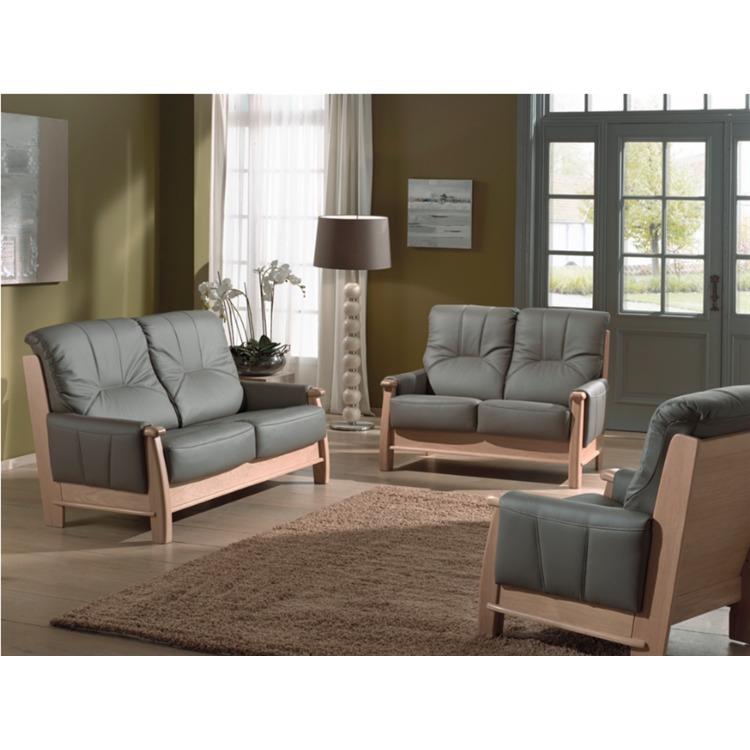 Recor Christy Leather Range 3 Seater Sofa