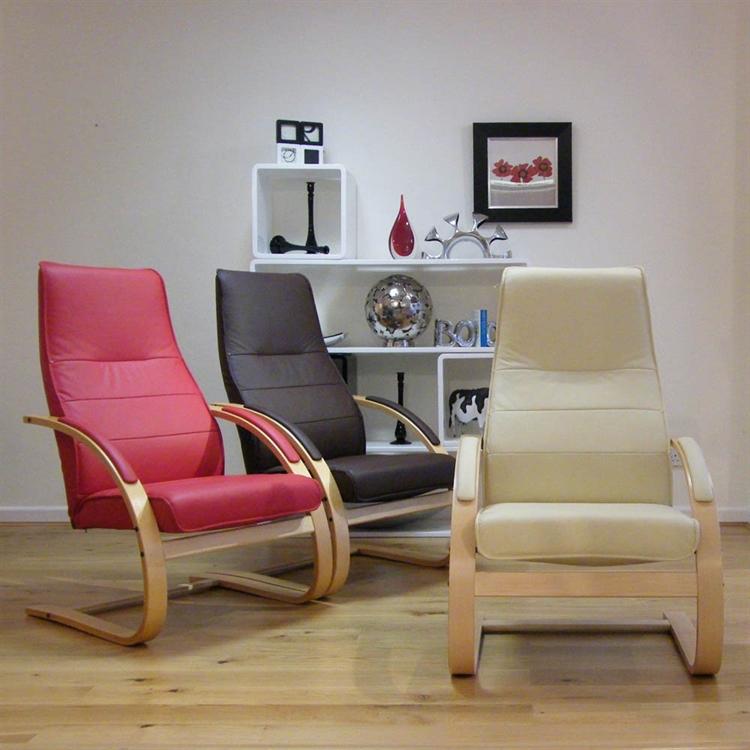 Verikon Como Leather Chair