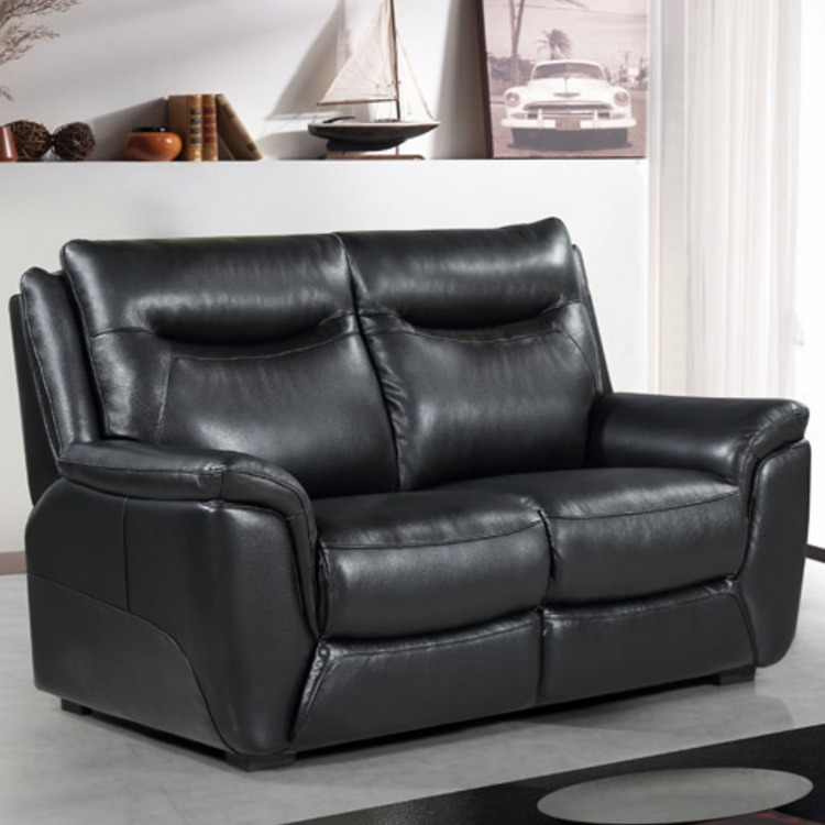 Siena Recliner 2 Seat Sofa High Grade Leather