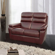 Adriana Leather Sofa