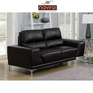 Angello Leather Sofa